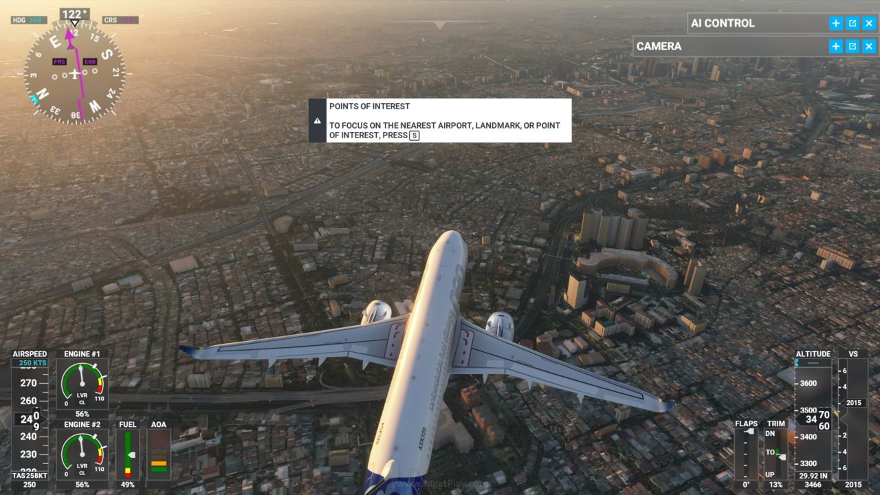 Microsoft Flight Simulator jagatplay part 1 11