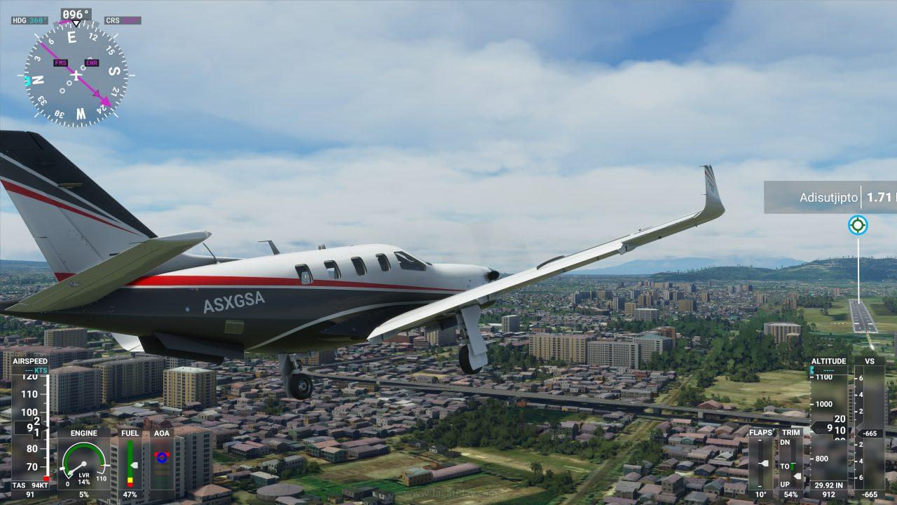 Microsoft Flight Simulator jagatplay part 1 122