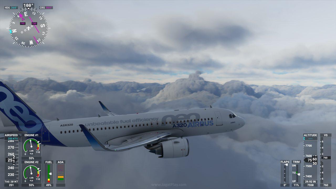 Microsoft Flight Simulator jagatplay part 1 143