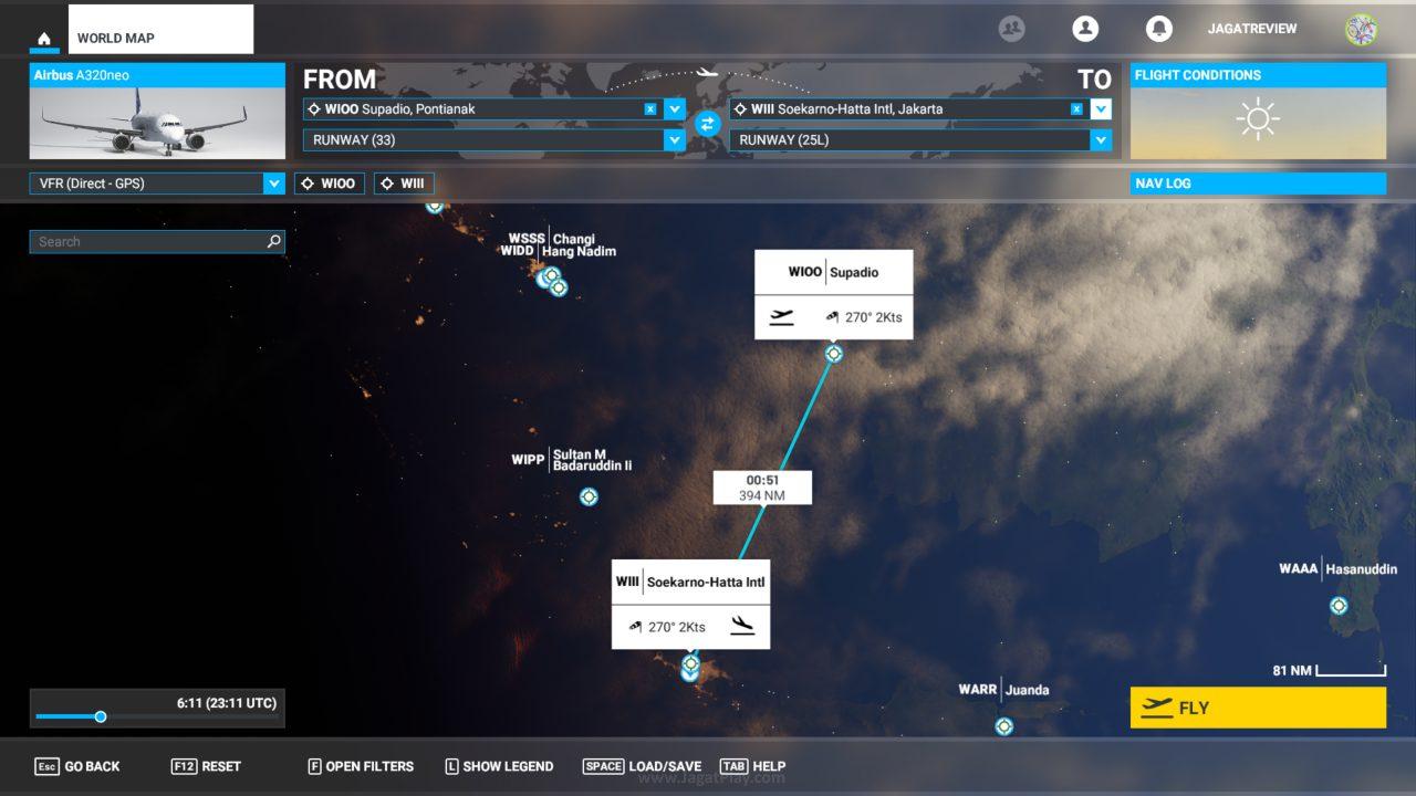 Microsoft Flight Simulator jagatplay part 1 18