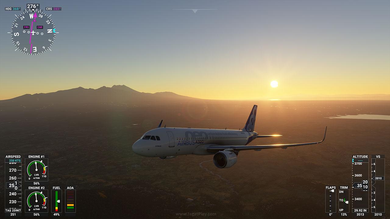 Microsoft Flight Simulator jagatplay part 1 43 1