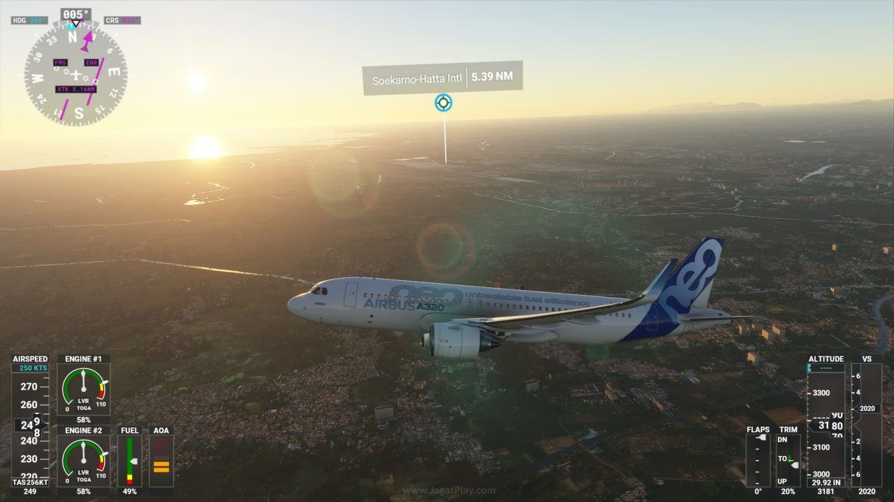 Microsoft Flight Simulator jagatplay part 1 8