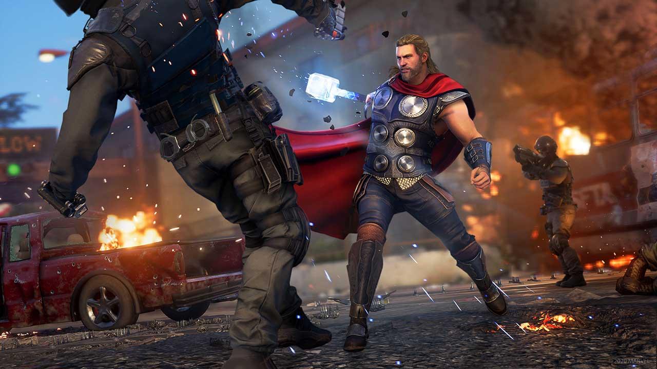 marvels avengers beta3