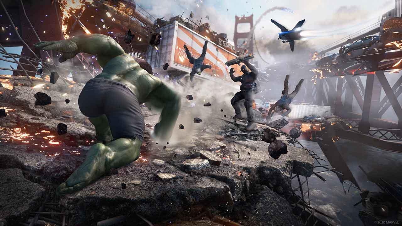 marvels avengers beta4