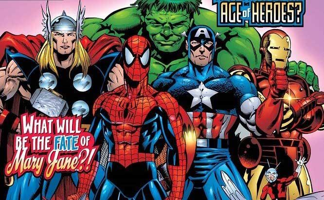 marvels avengers spider man1