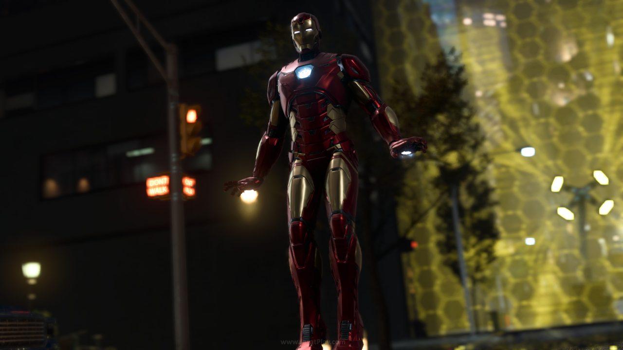 Marvels Avengers jagatplay part 1 142