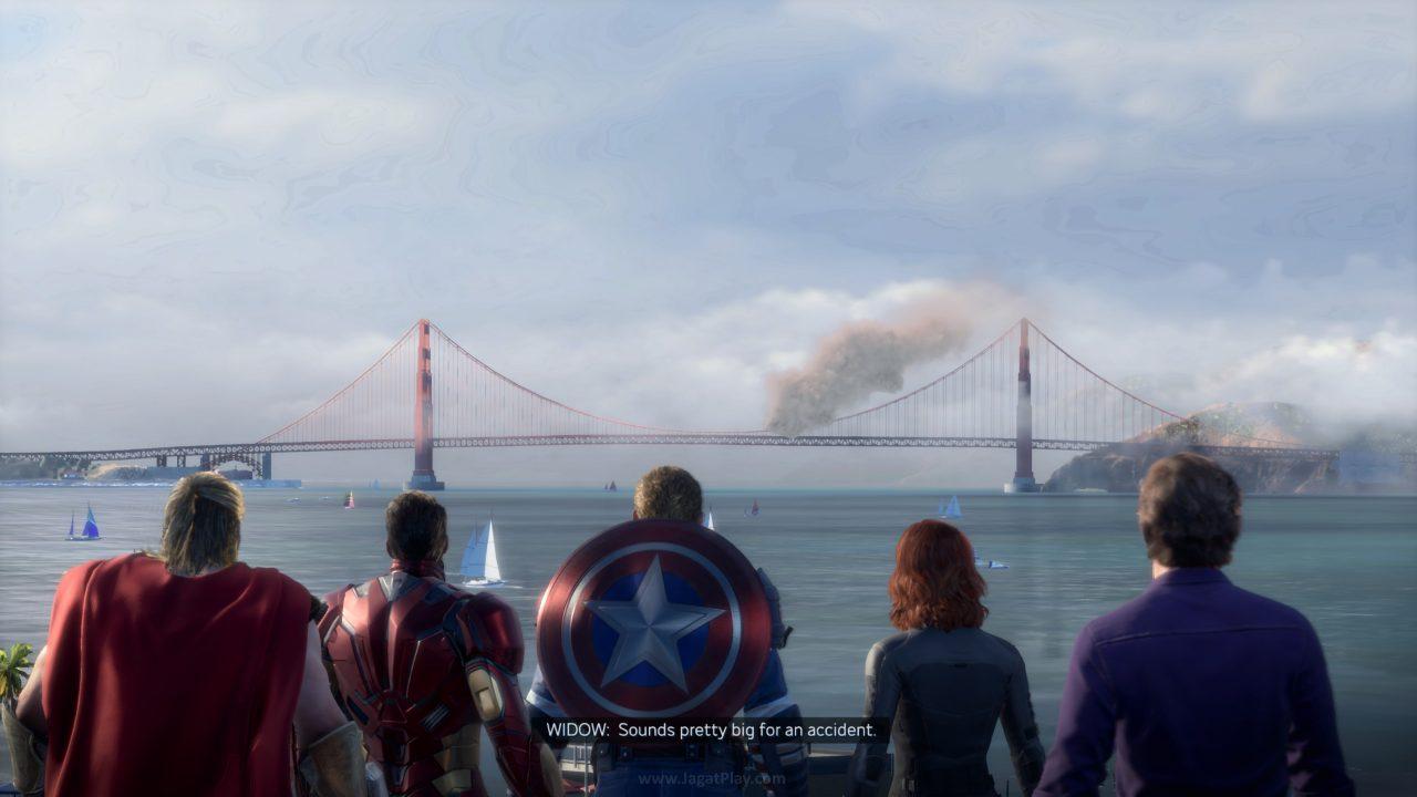 Marvels Avengers jagatplay part 1 19