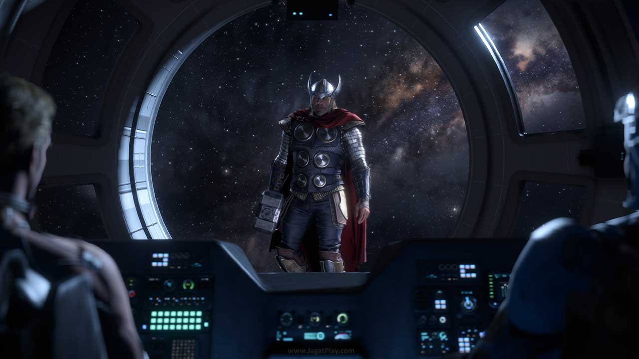 Marvels Avengers jagatplay part 1 227 1