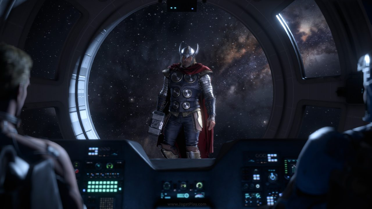 Marvels Avengers jagatplay part 1 227