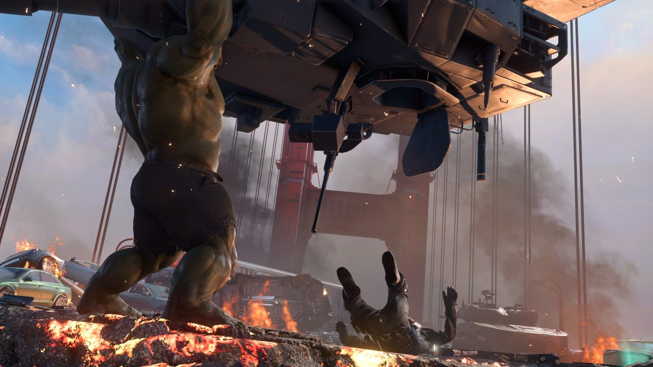 Marvels Avengers jagatplay part 1 27