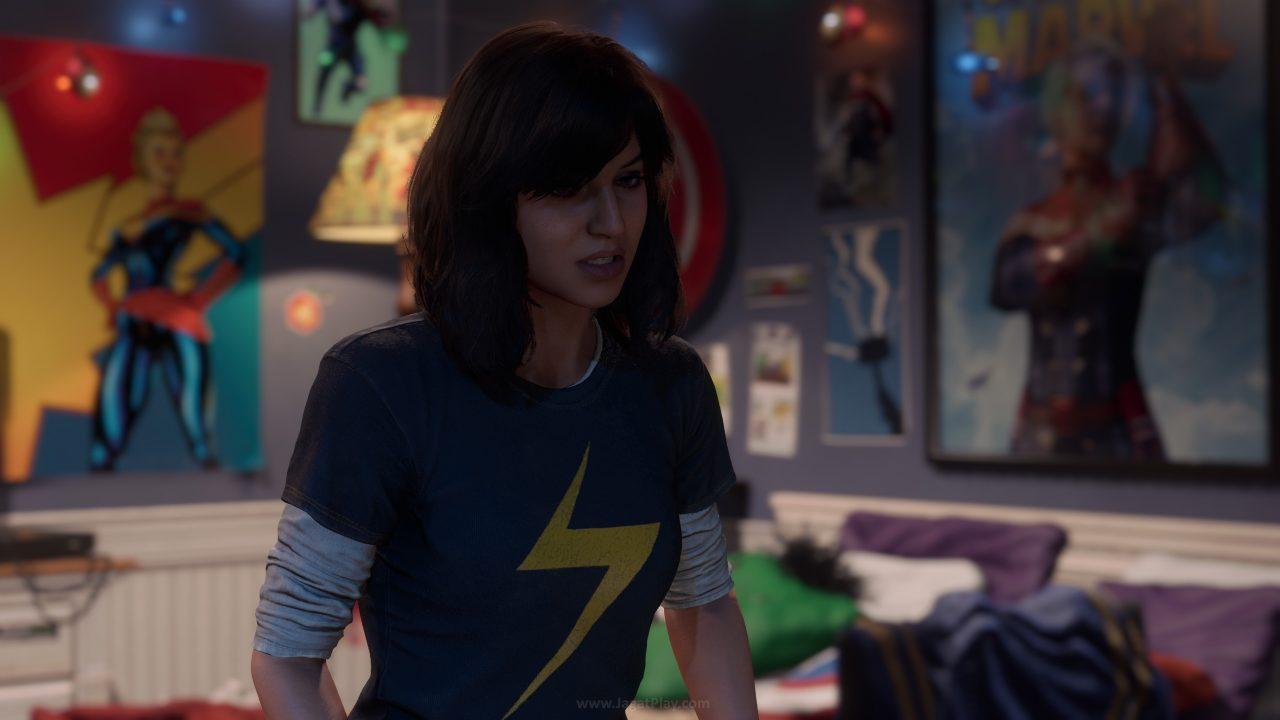 Marvels Avengers jagatplay part 1 39