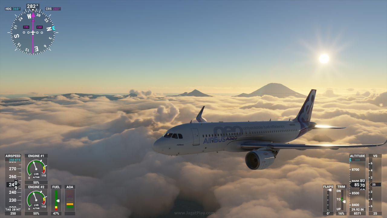 Microsoft Flight Simulator jagatplay part 1 58