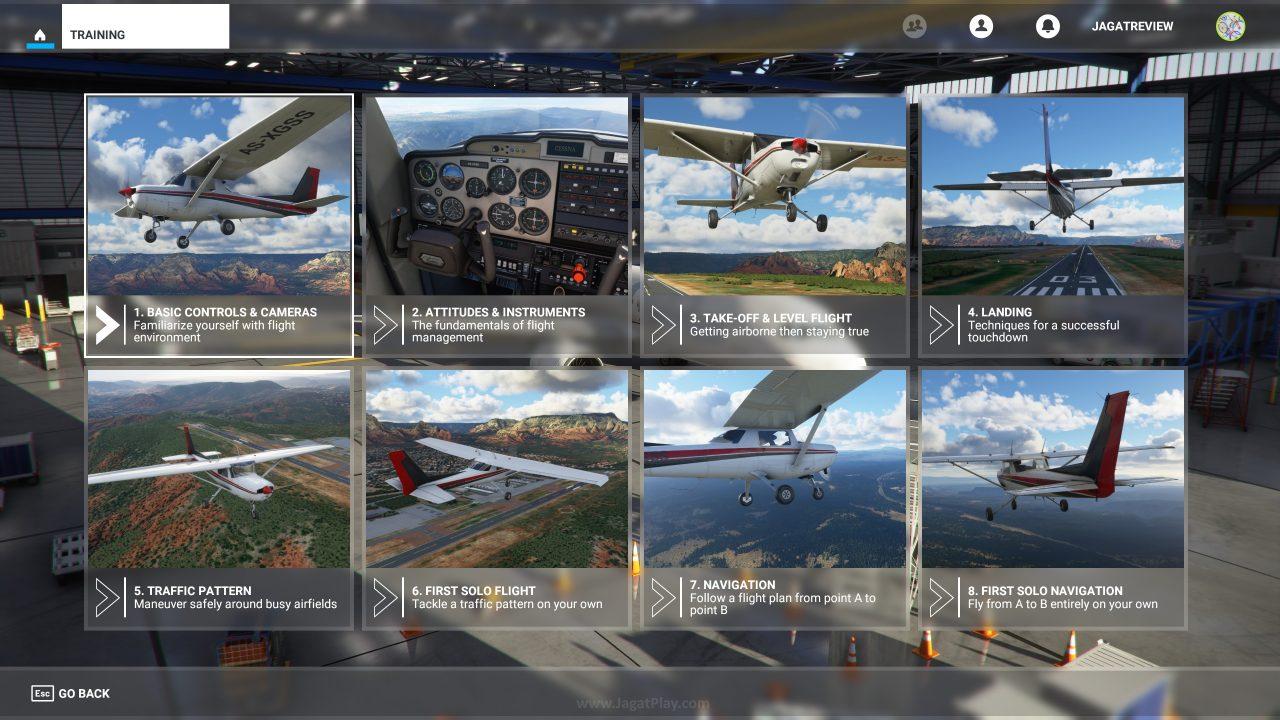 Microsoft flight simulator jagatplay part 2 3