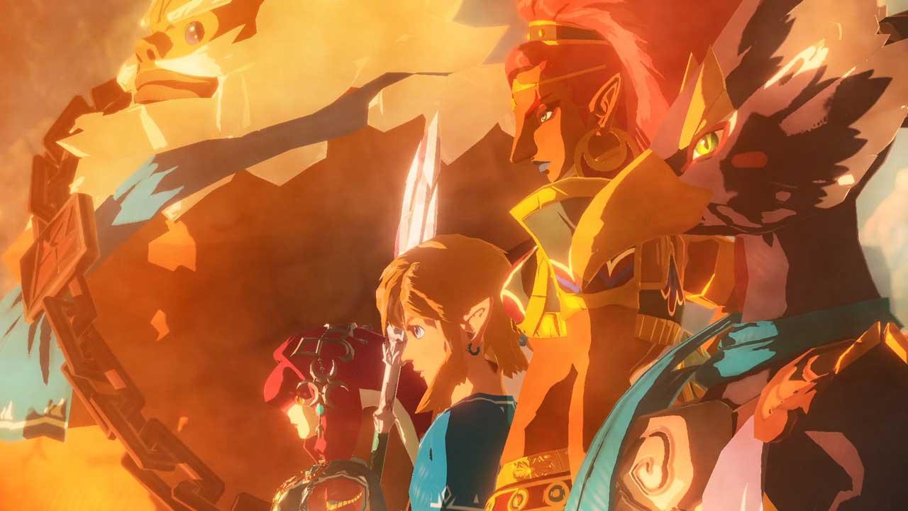Seri Baru Hyrule Warriors Diumumkan Resmi Prekuel Breath Of The Wild Jagat Play