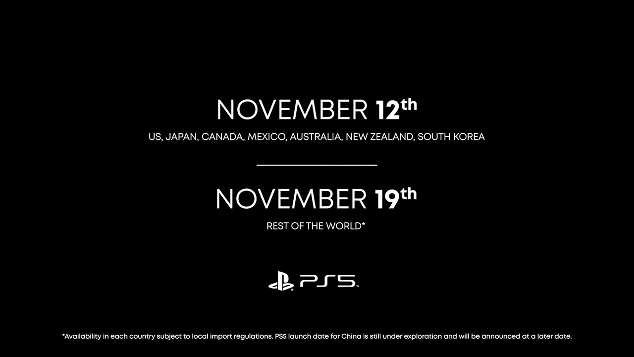 playstation 5 price and release date 1