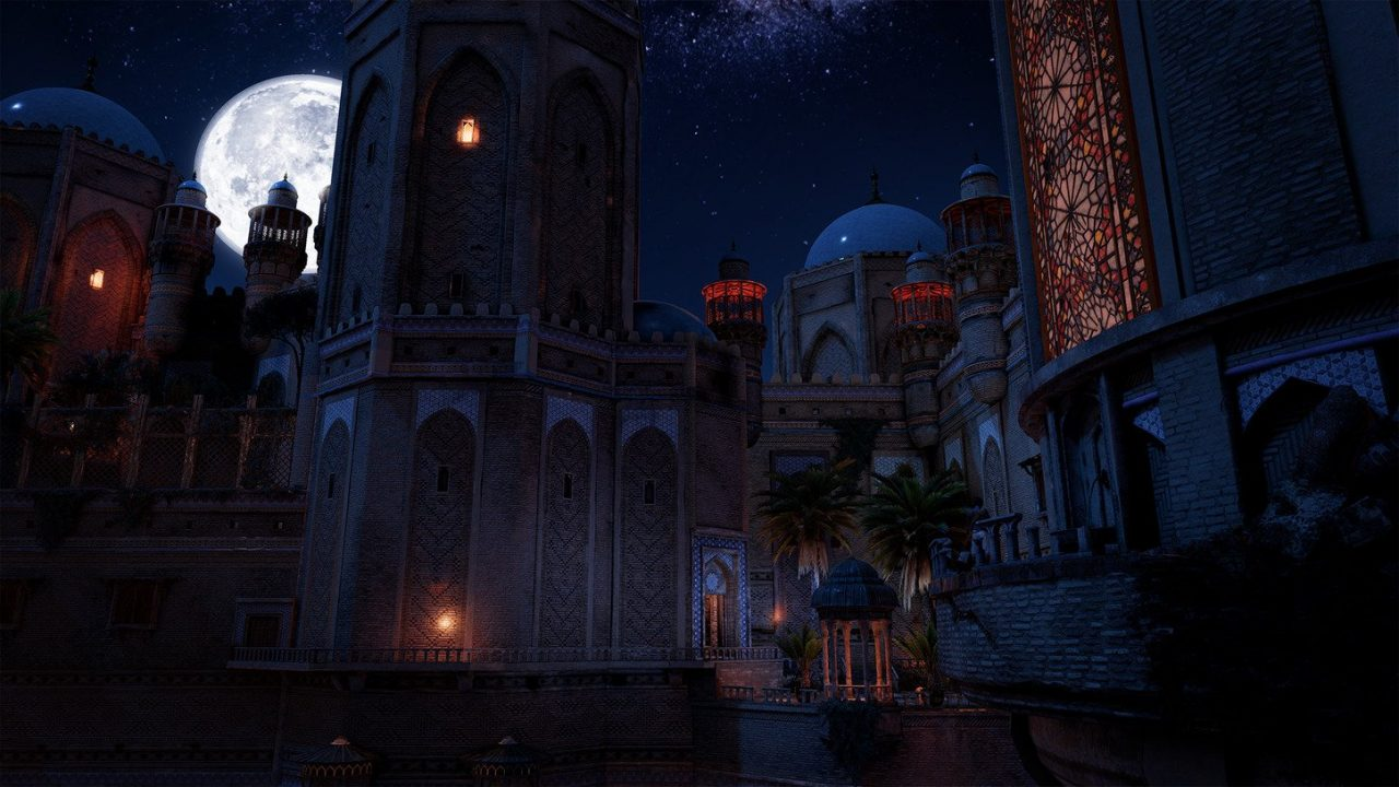 prince of persia sands of time remake2