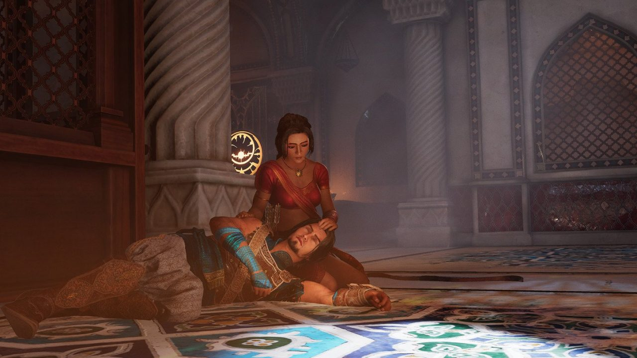 prince of persia sands of time remake4
