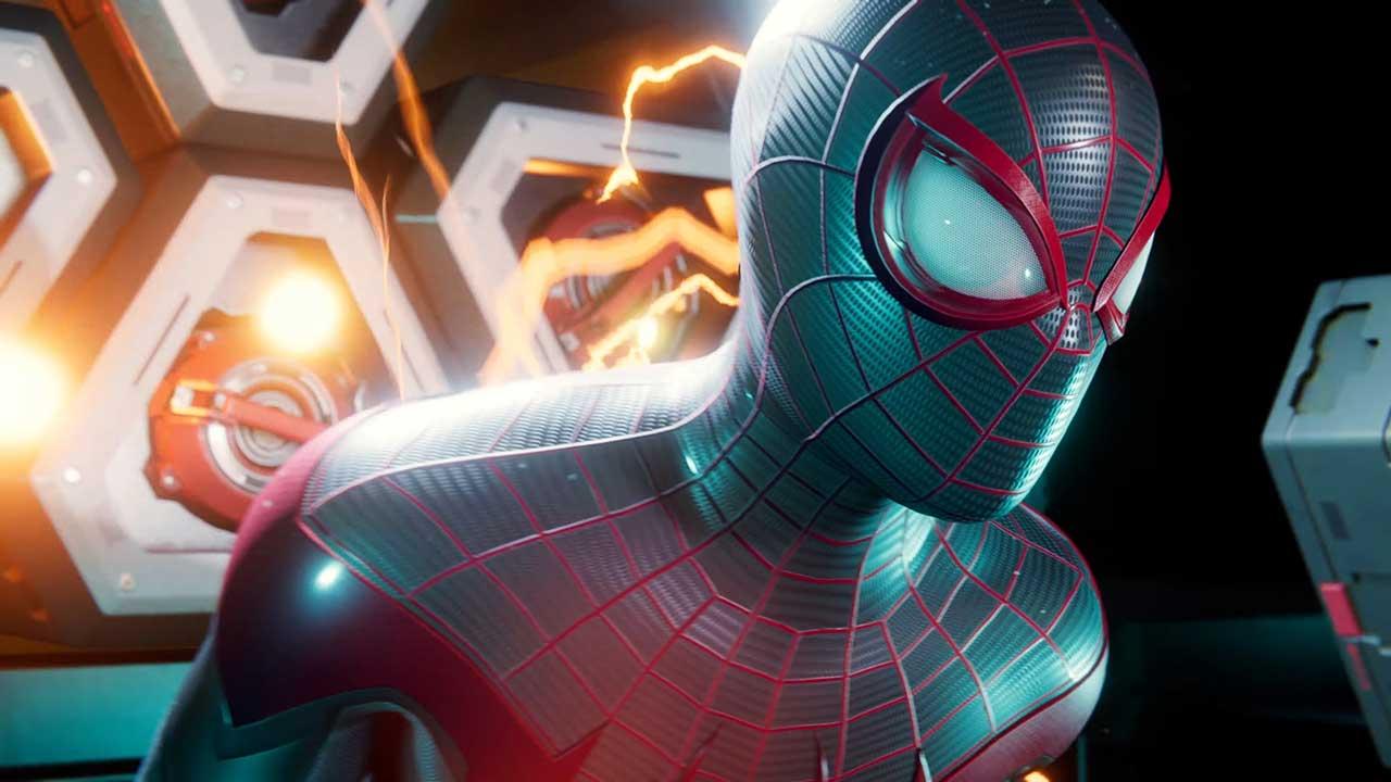 spiderman miles morales