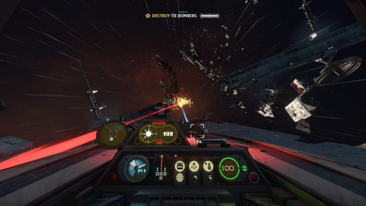 Star Wars Squadrons jagatplay part 1 134