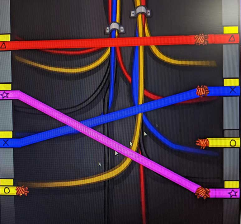 among us wiring colorblind