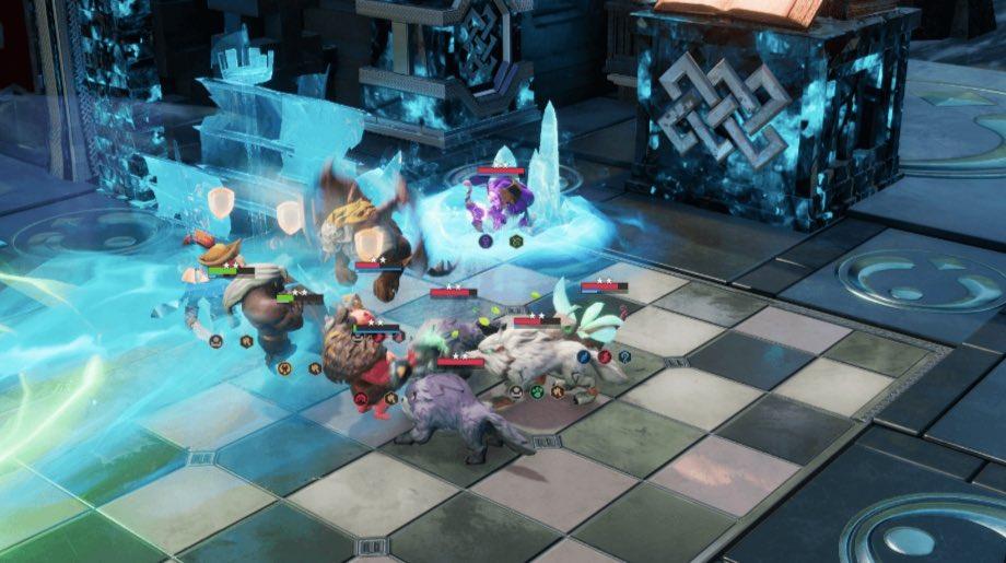 auto chess ps4