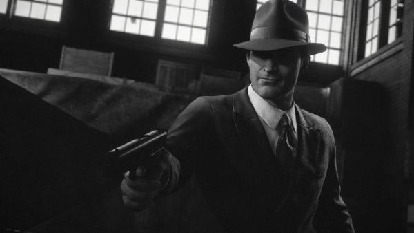 mafia noir