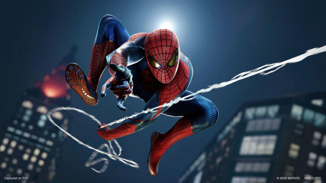 marvels spiderman remastered 2