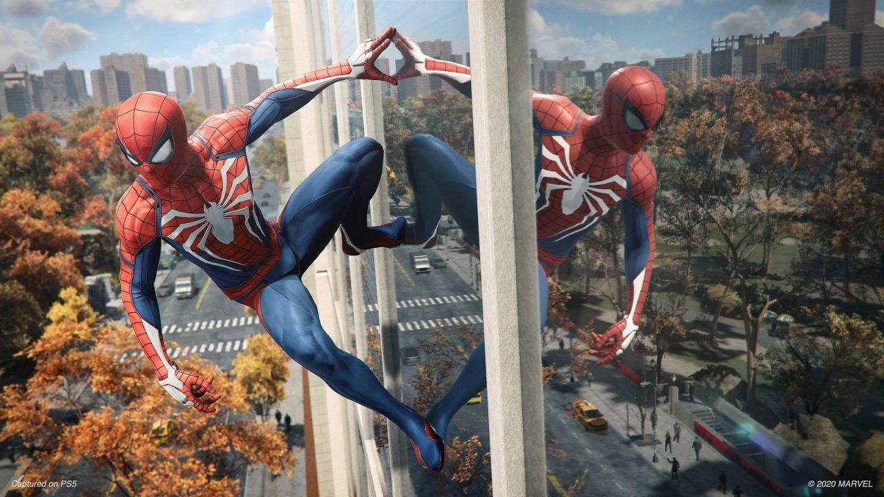 marvels spiderman remastered 3