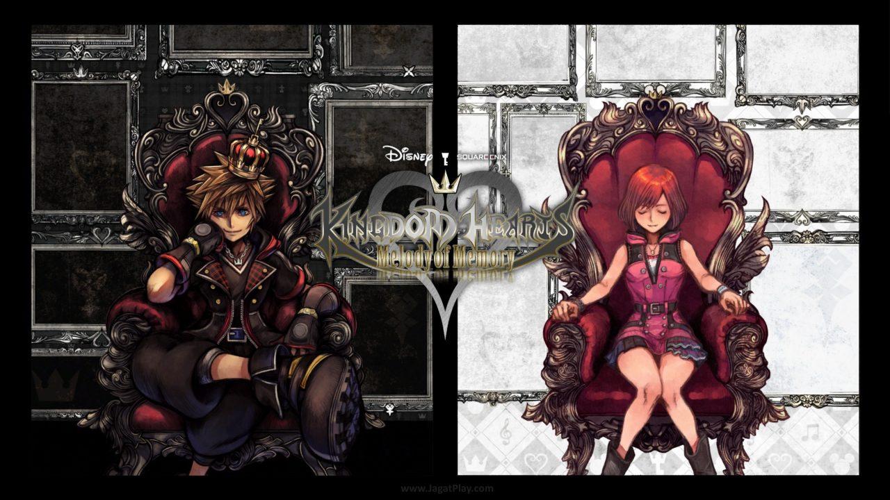 Kingdom Hearts Melody of Memory jagatplay 34