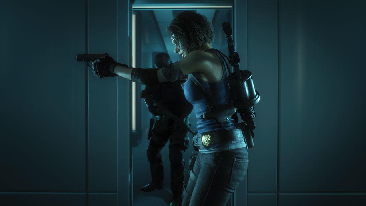 Resident Evil 3 Remake part 1 jagatplay 131