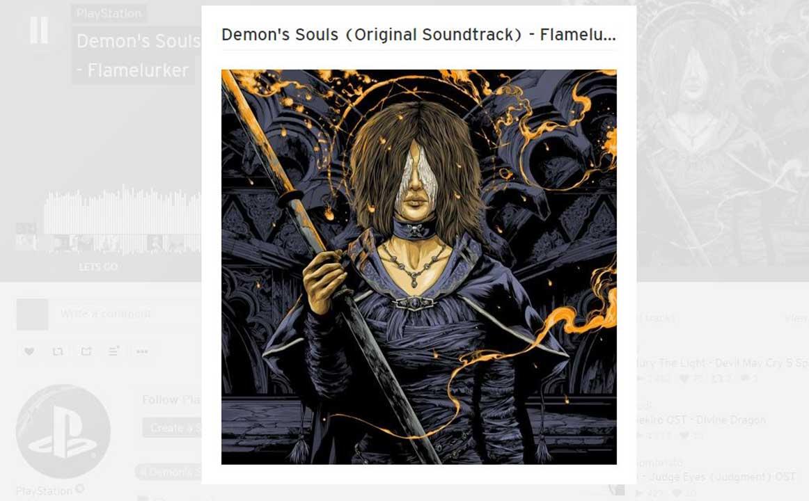 demons souls ost