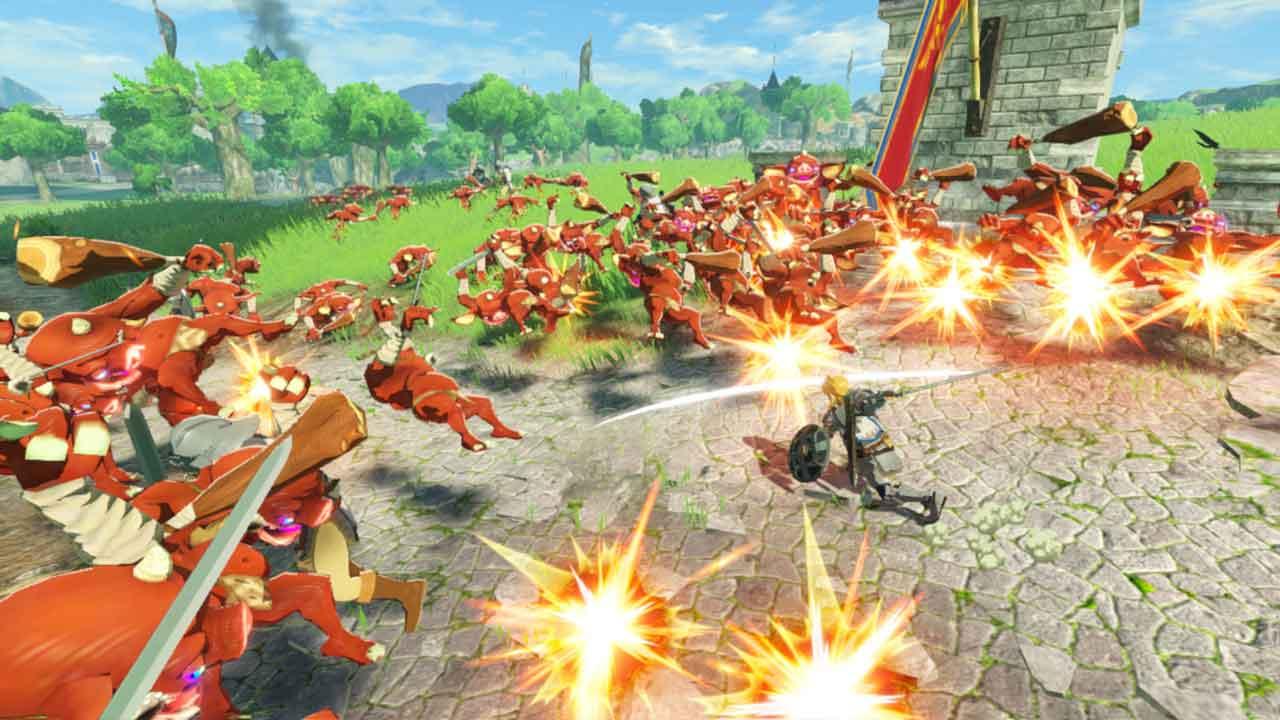 Hyrule Warriors Age Of Calamity Jadi Game Musou Terlaris Sepanjang Masa Jagat Play
