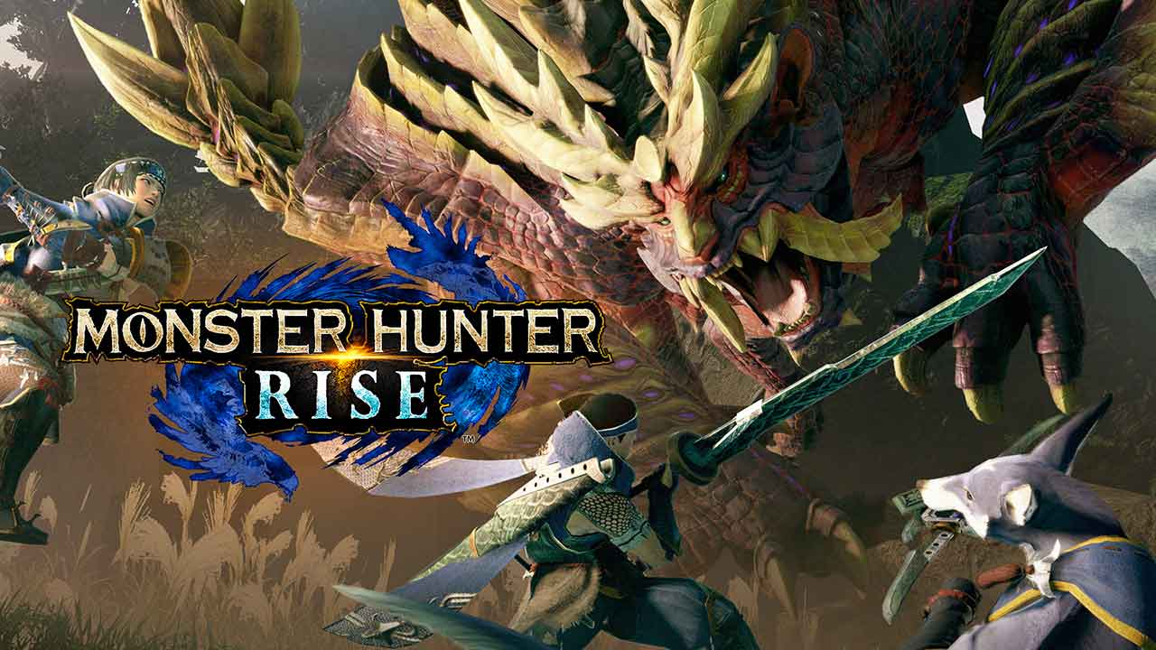 monster hunter rise switch pc
