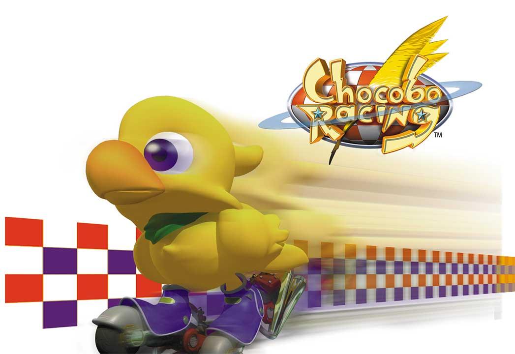 chocobo racing1