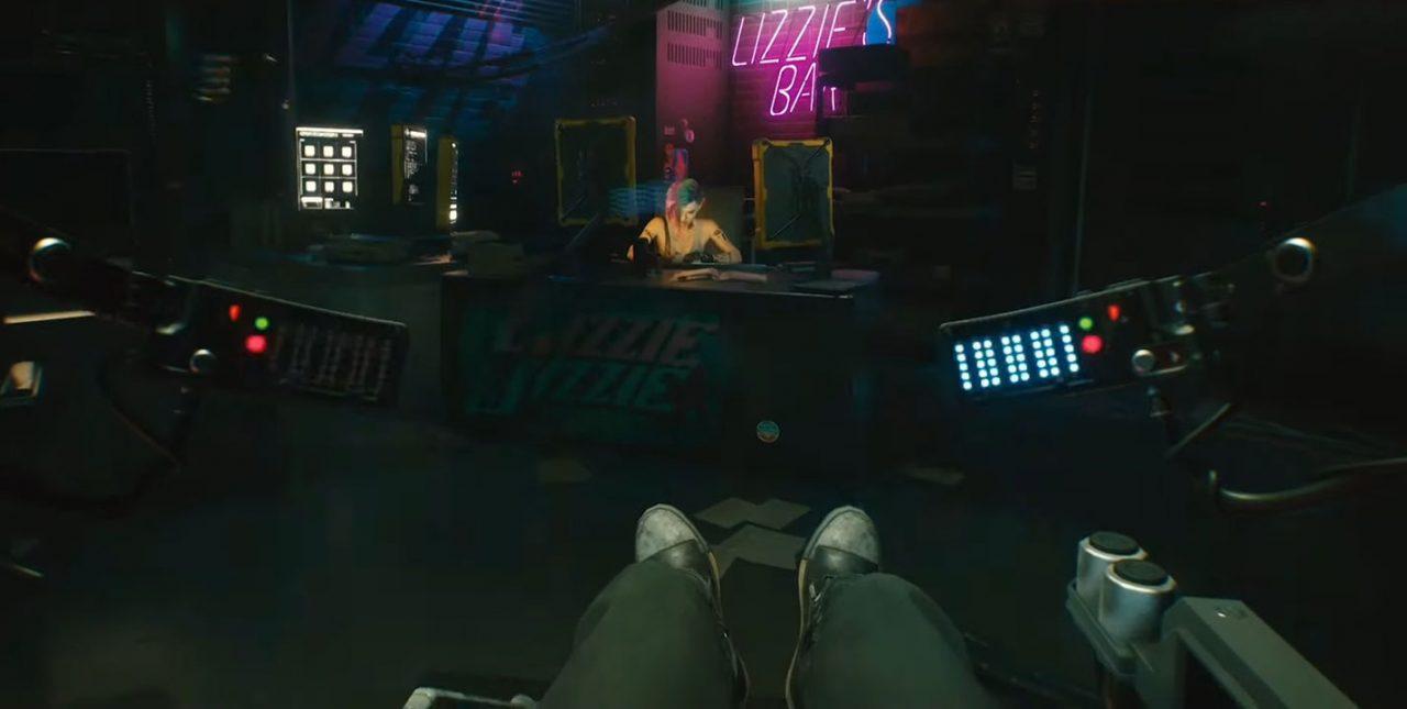 cyberpunk 2077 braindance gameplay