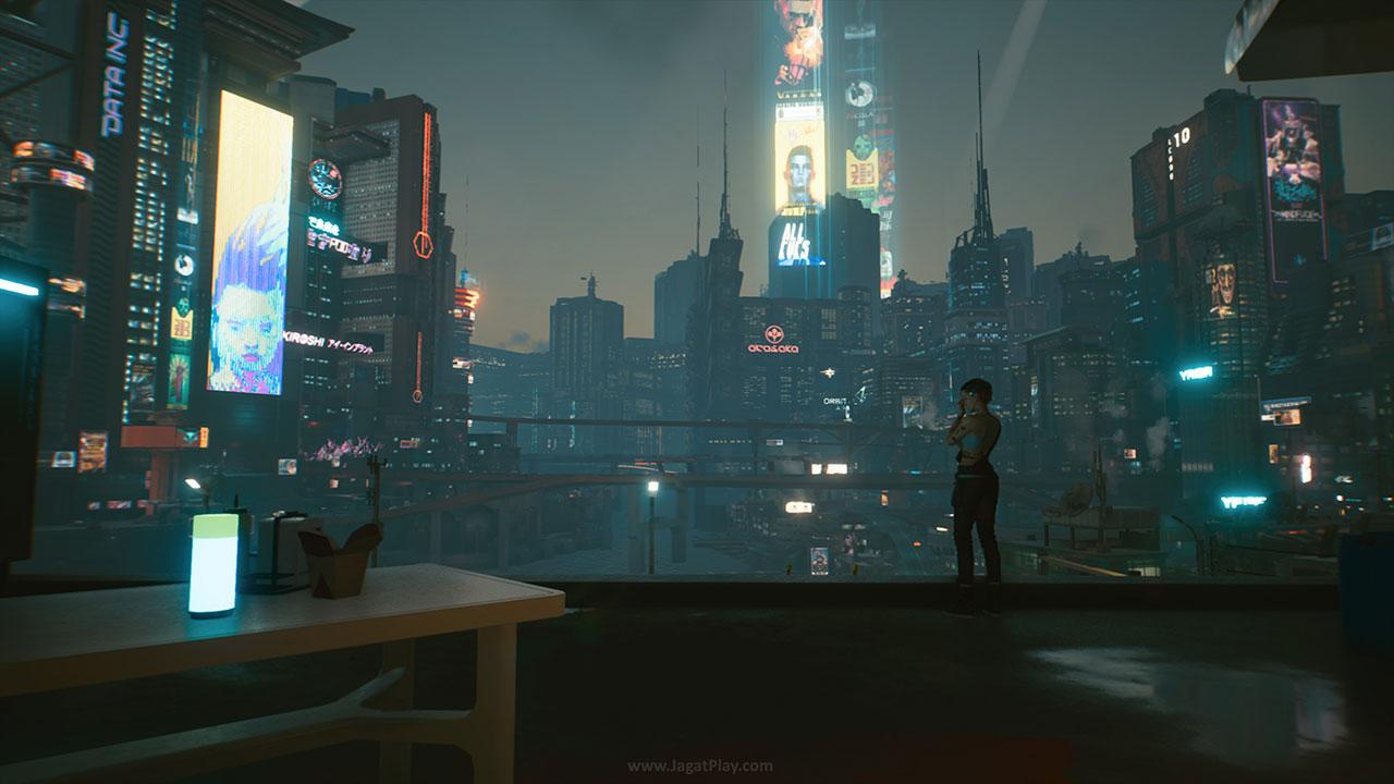 cyberpunk 2077 jagatplay part 1 124