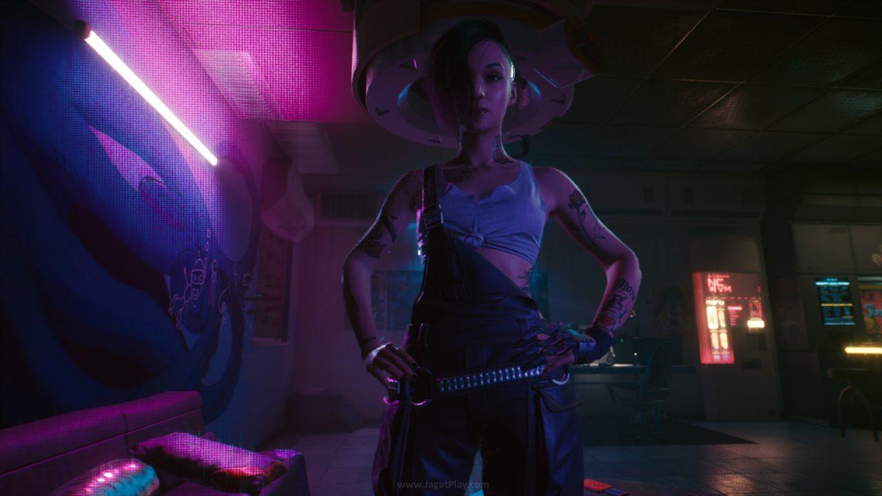 cyberpunk 2077 jagatplay part 1 163