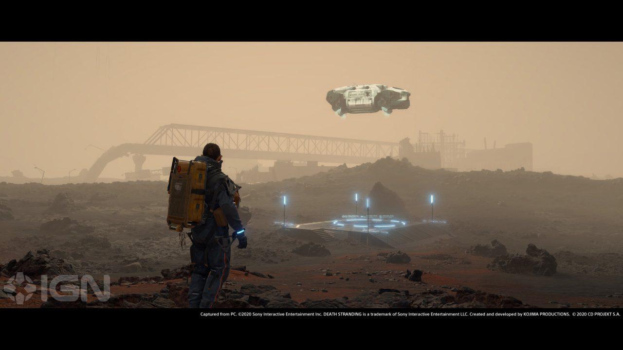 death stranding pc cyberpunk 20774