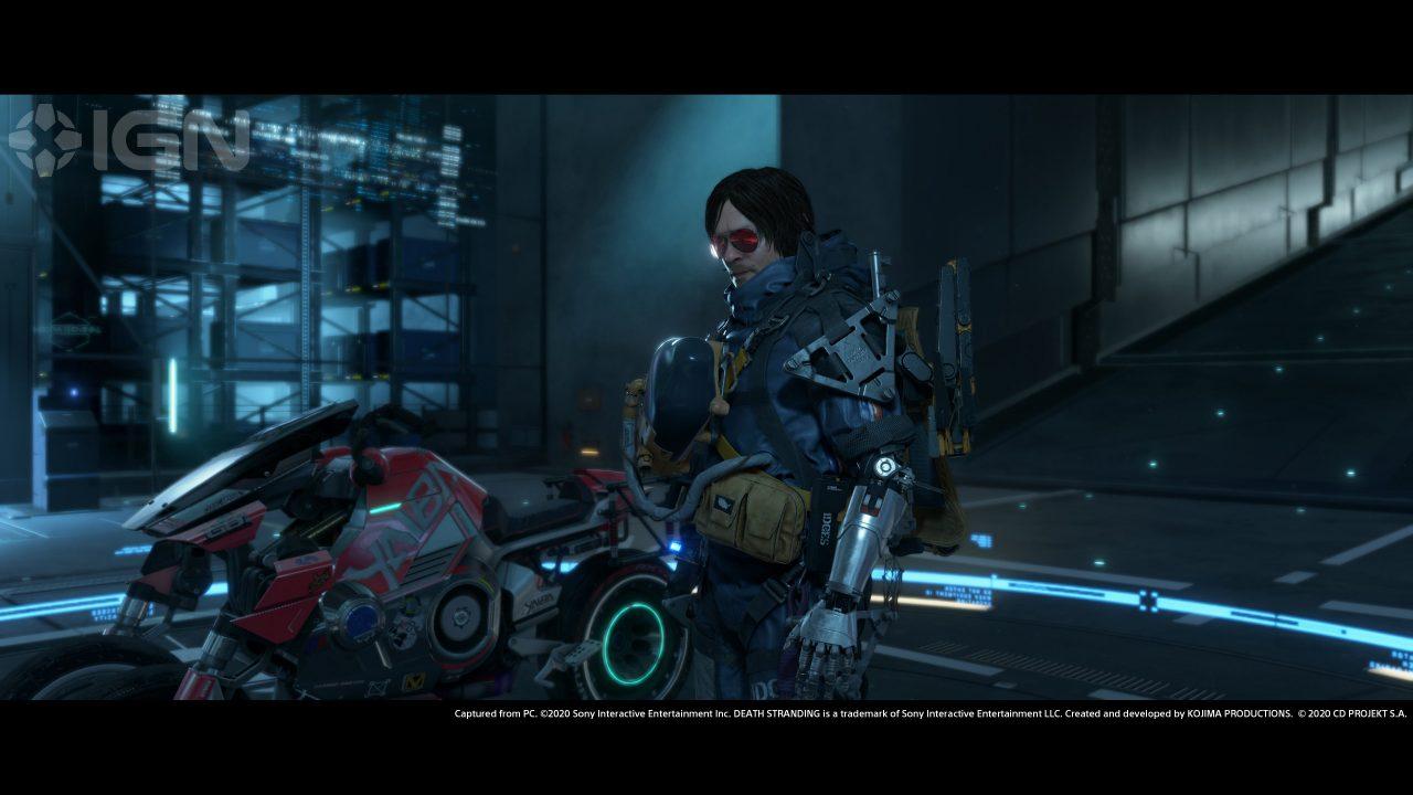 death stranding pc cyberpunk 20776