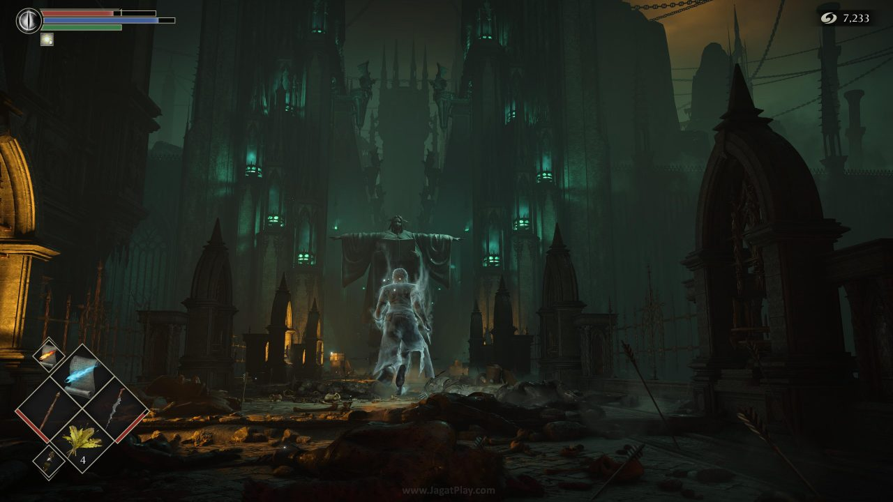 Demons Souls Remake jagatplay part 1 113