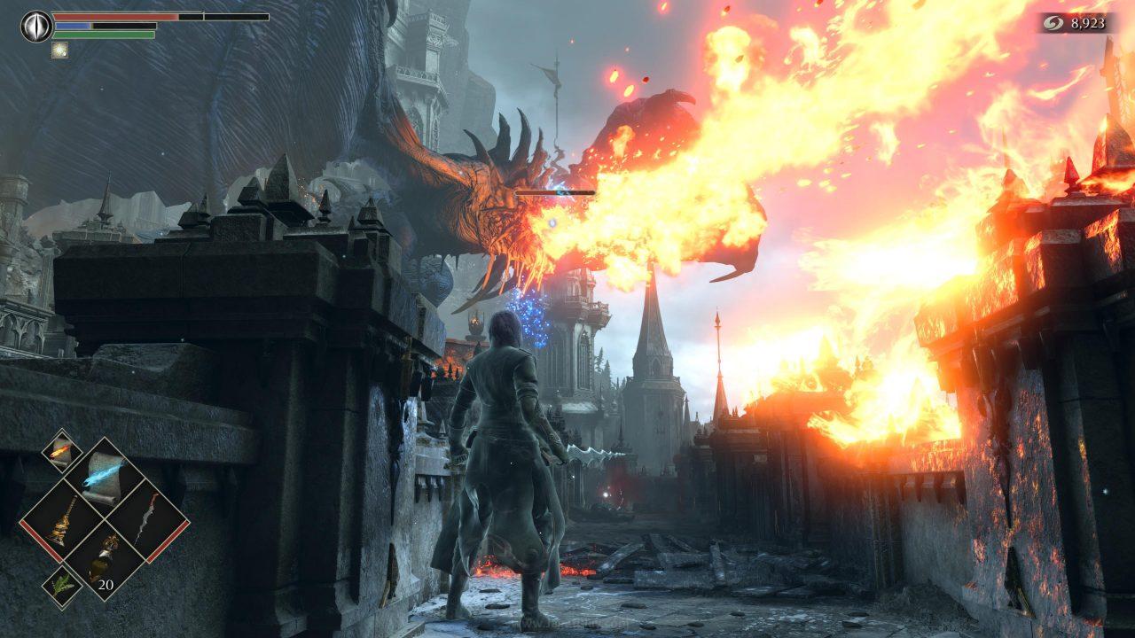 Demons Souls Remake jagatplay part 1 158