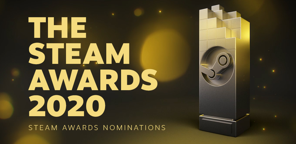 the steam awards 20201