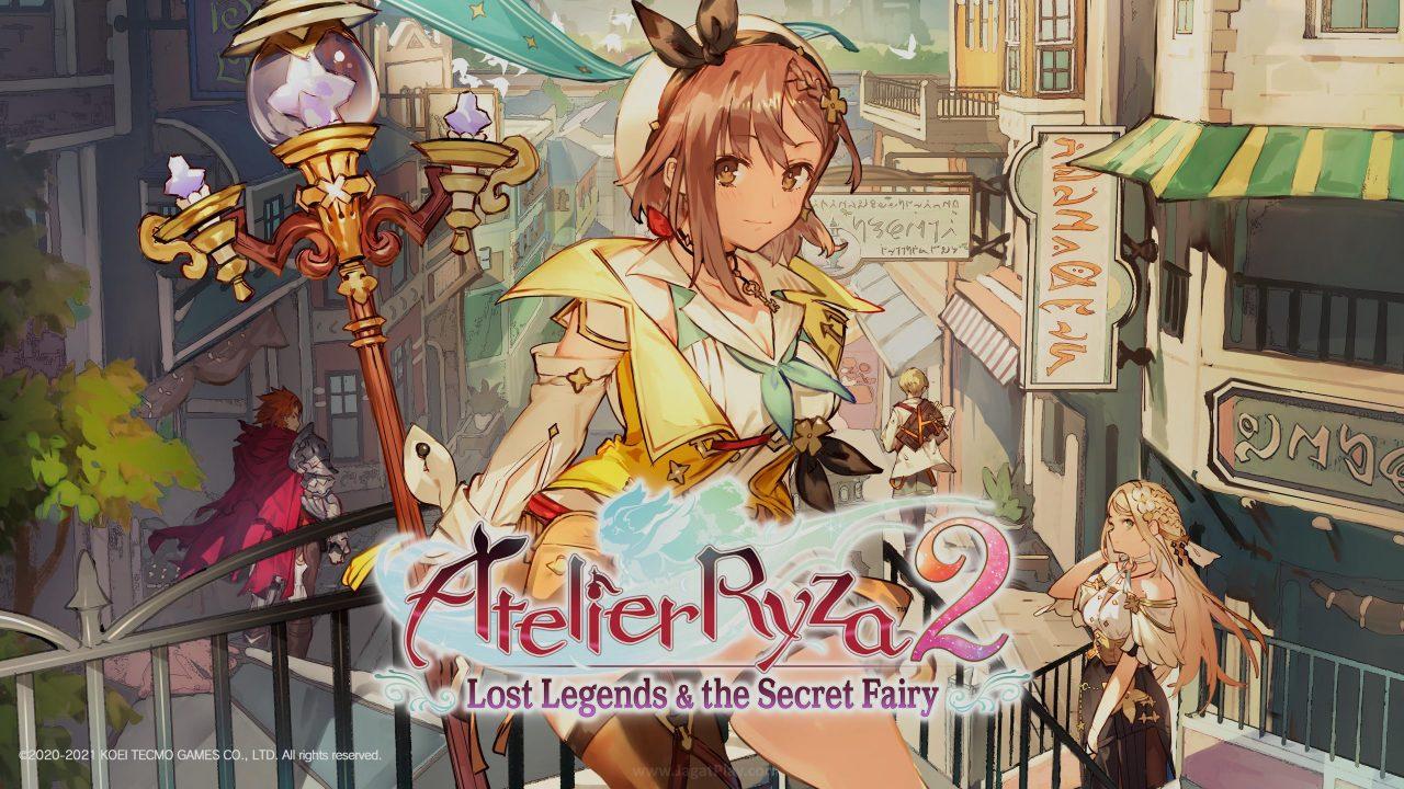 Atelier Ryza 2 jagatplay part 1 1