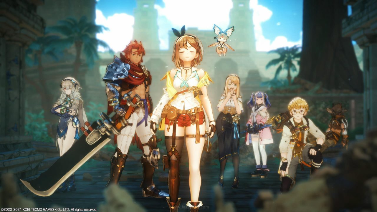 Atelier Ryza 2 jagatplay part 1 11