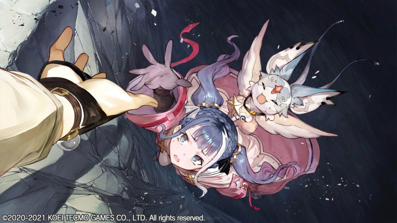 Atelier Ryza 2 jagatplay part 1 55