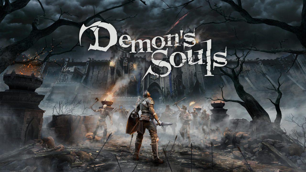 Demons Souls Remake jagatplay part 1 1 1
