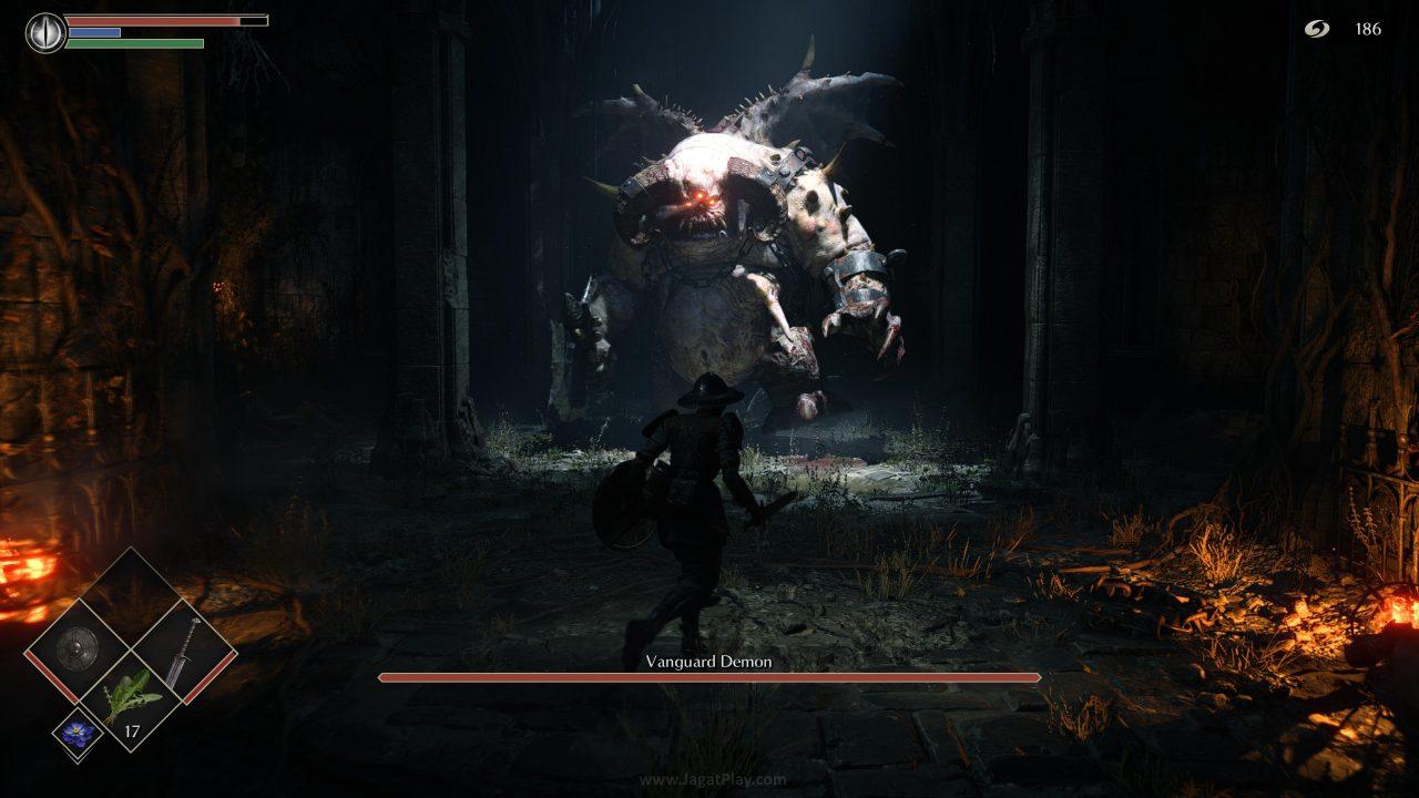 Demons Souls Remake jagatplay part 1 11