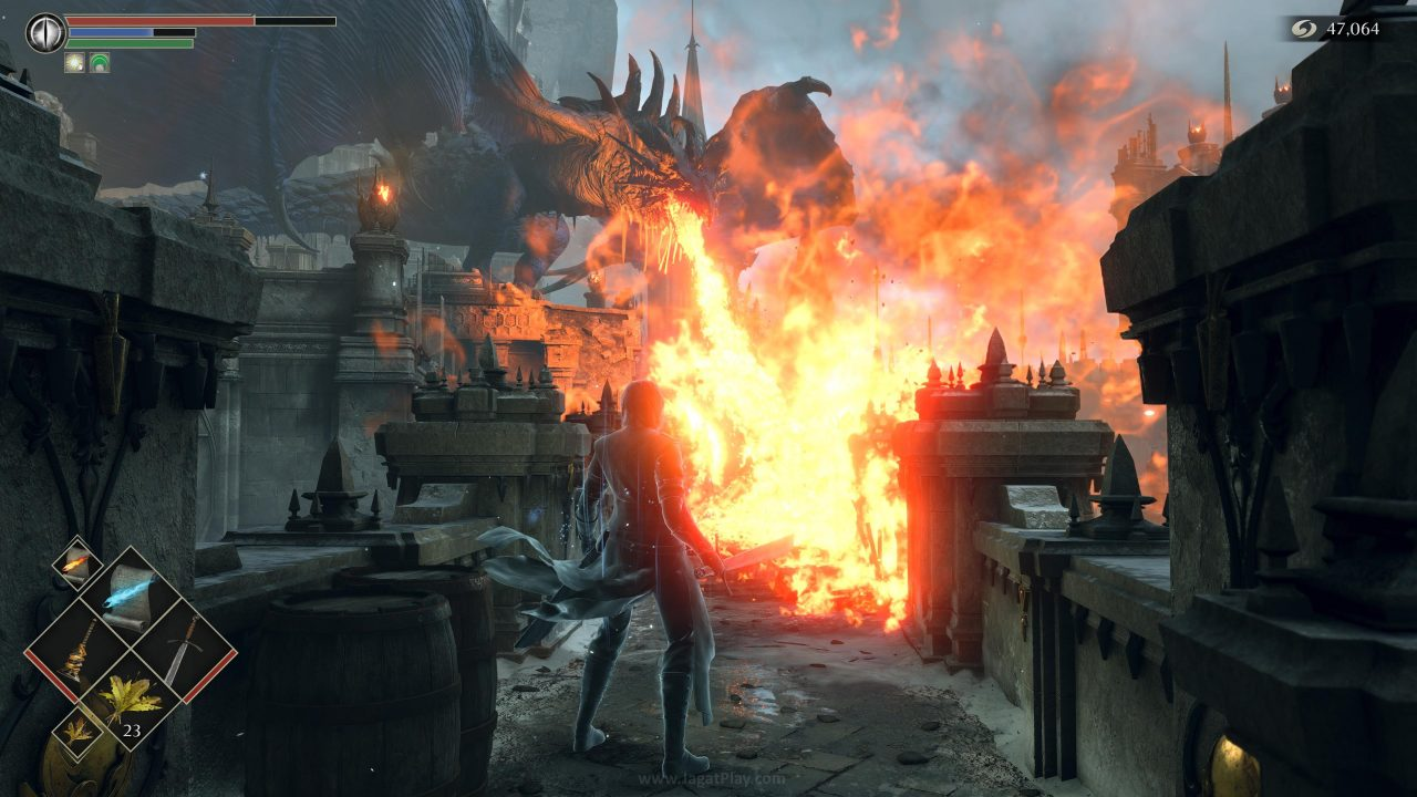 Demons Souls Remake jagatplay part 1 157