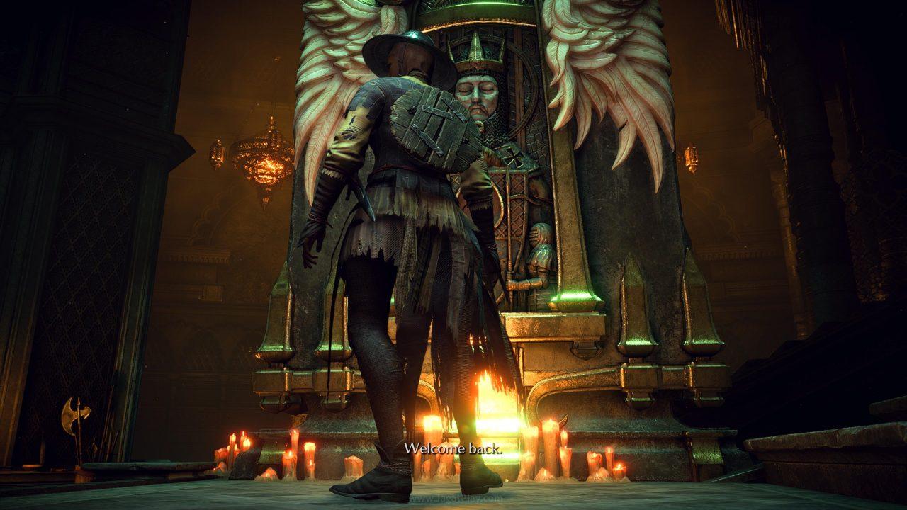 Demons Souls Remake jagatplay part 1 24