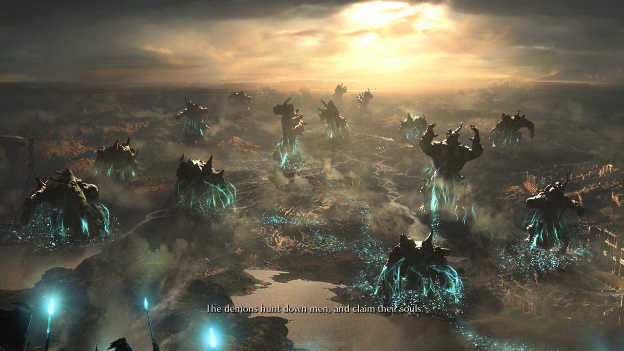 Demons Souls Remake jagatplay part 1 6